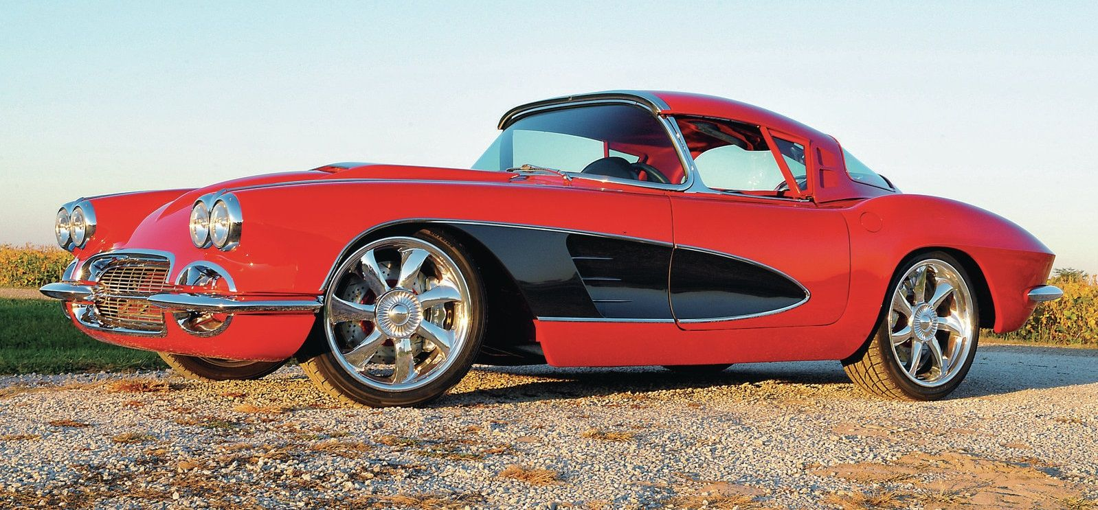 61 Split Window 1961 Corvette Corvette Vette