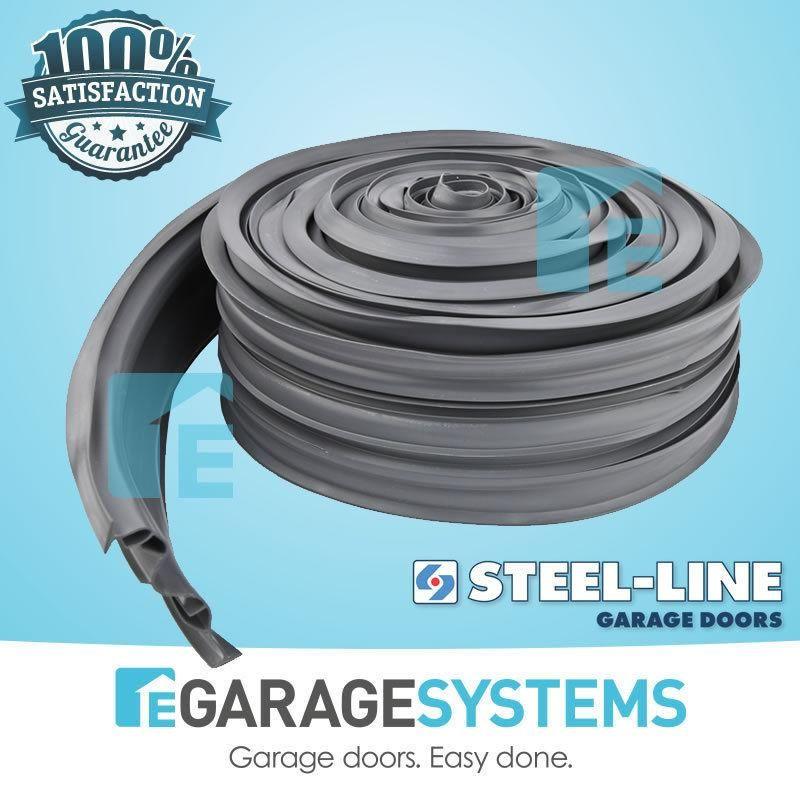 SteelLine Roller Door Weatherseal 5.5m Roll eGarage