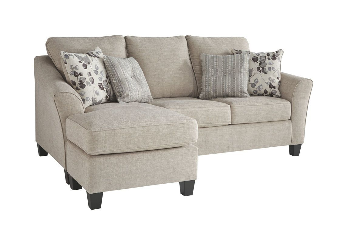 Abbey Sectional With Moveable Chaise Chaise Sofa Mattress