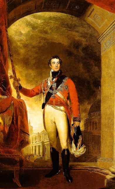 """Arthur Wellesley, 1st Duke Wellington! <3. For those going, """"Who?"""" , he won the Battle Of Waterloo. One of the greatest British Military Commanders, Brave, Just Divine, Humane and yet so down to earth. <3 <3 <3 He is literally my favorite Historical Crush/Hero of all time!!!"""