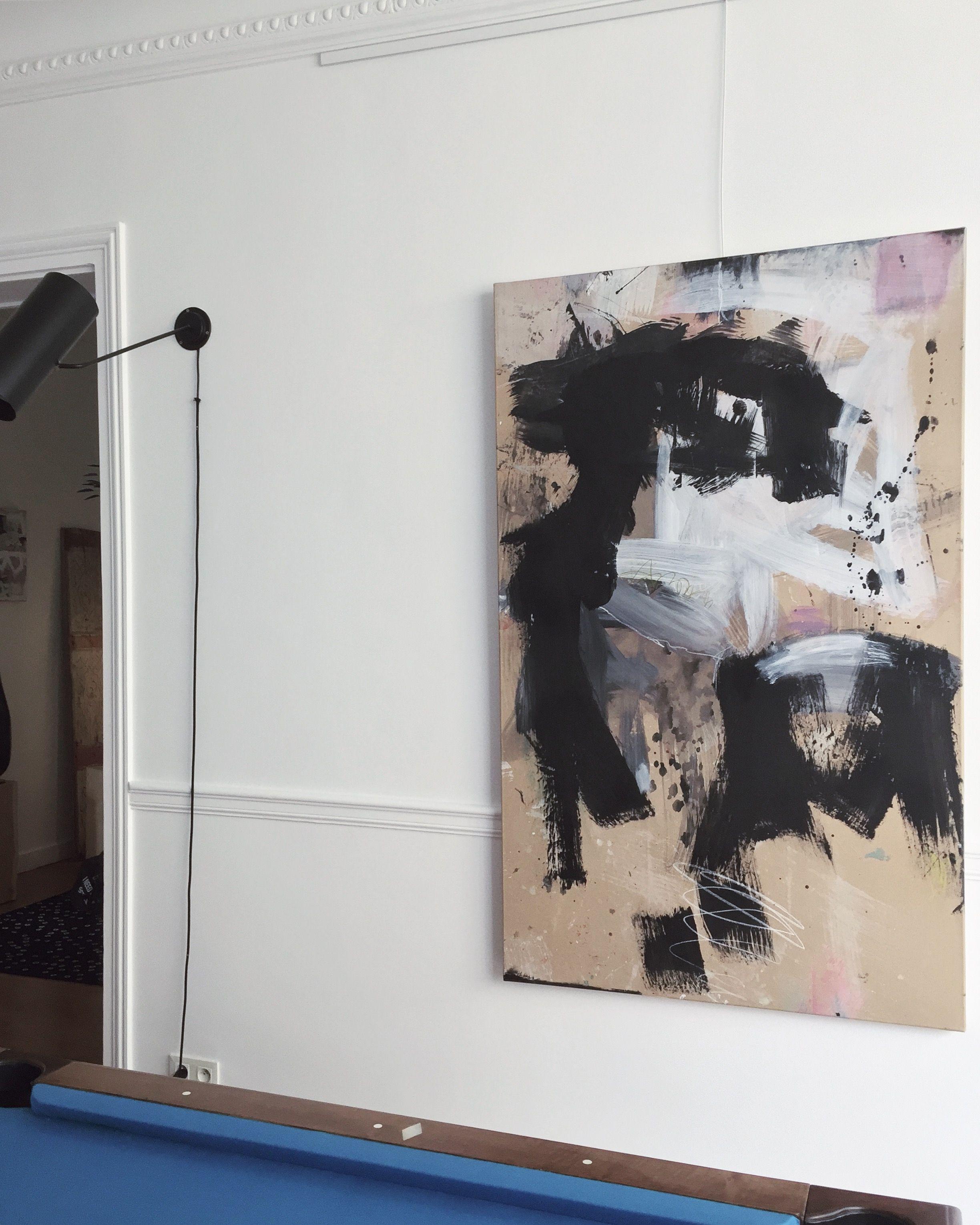 Exposition Jean Charles Millepied... #peinture #oeuvre #art #tableau  #painting #millepied #tableau #moderne #contemporain #zeuxis #galerie  #abstrait