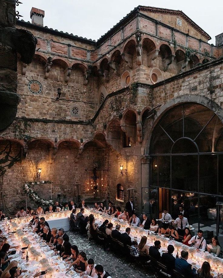 These are the ultimate Italy wedding venues for couples seeking a luxurious destination wedding. Whether your vibe is a sophisticated Lake Como villa, a casual Tuscan estate or even ancient castle ruins, this corner of the globe boasts some of the most romantic destination wedding venues we have seen yet. Peruse our favorites by region on #ruffledblog now!