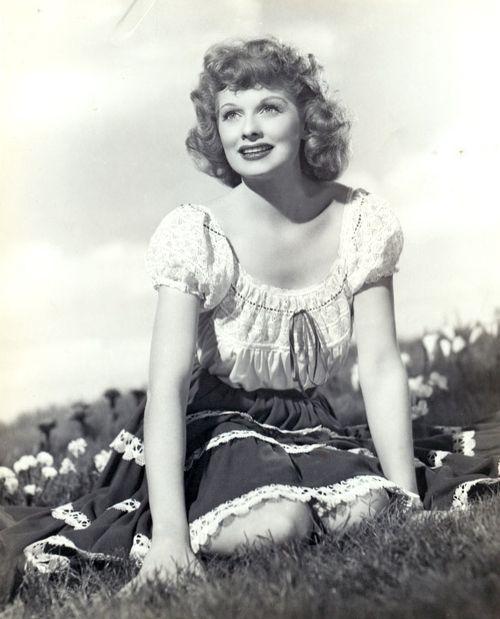 Lucille Ball, 1945