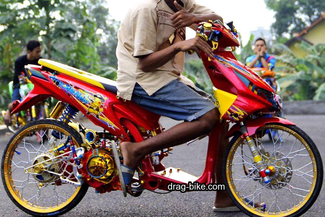 Modifikasi Honda Beat Variasi Gambar