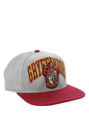 Harry Potter Gryffindor Snapback Ball Cap at HotTopic.com