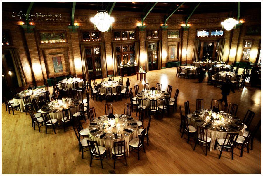 Cafe Brauer Wedding (Great Hall), Chicago IL Chicago
