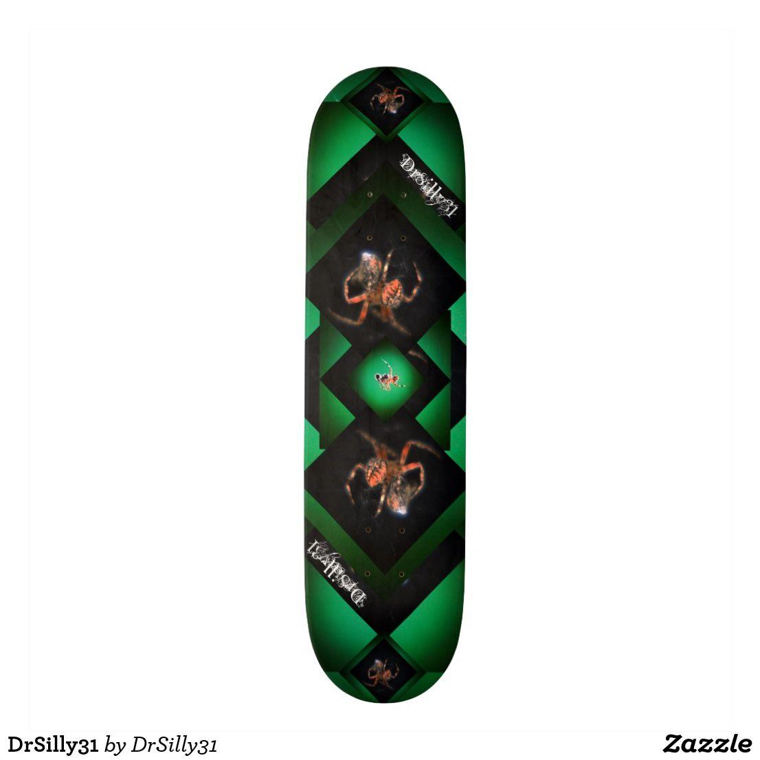 Drsilly31 skateboard deck skateboard decks
