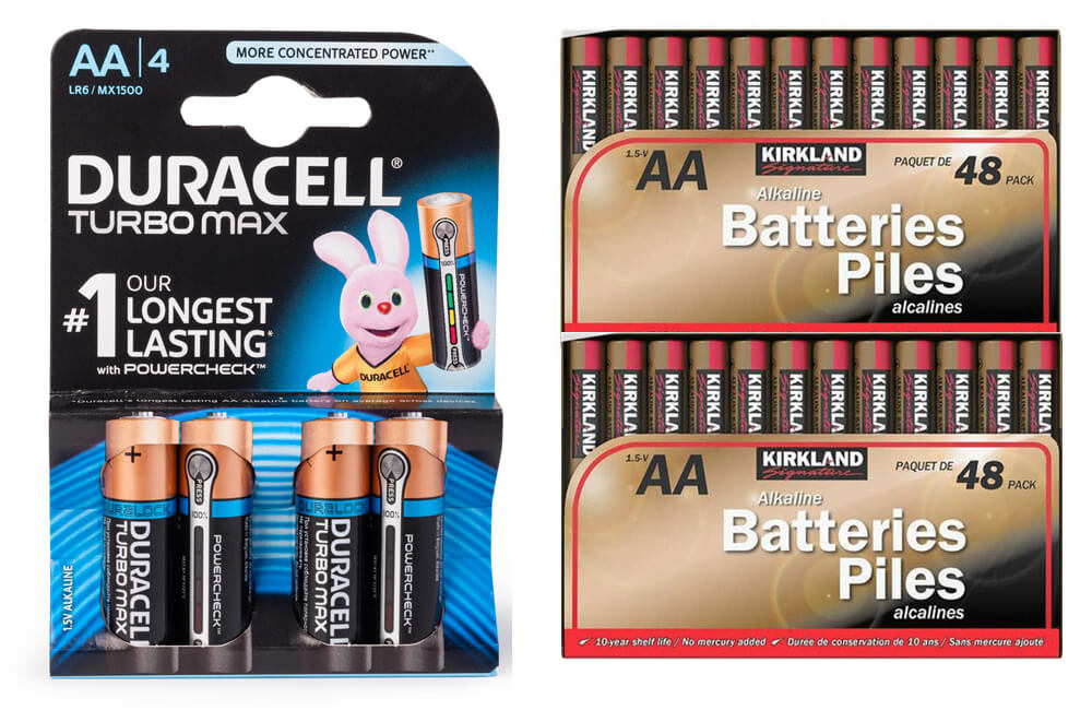 Duracell Batteries Investing Magazine Duracell Duracell Batteries Kirkland Brand