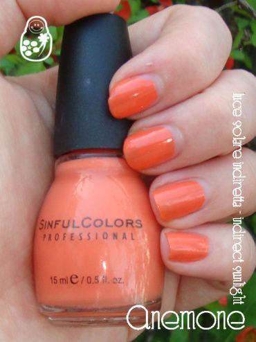 Sinful Colors - Anemone