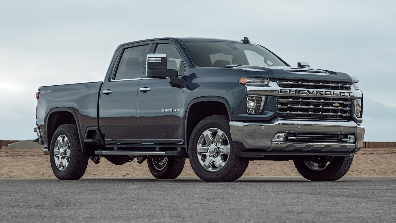 2020 Chevrolet Running Boards Model Chevrolet Silverado