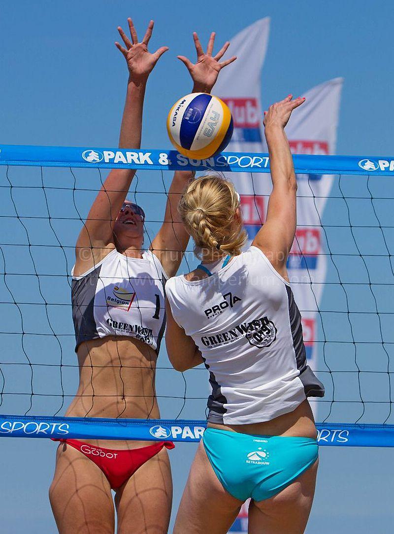 Pin En Jugadoras De Voleibol