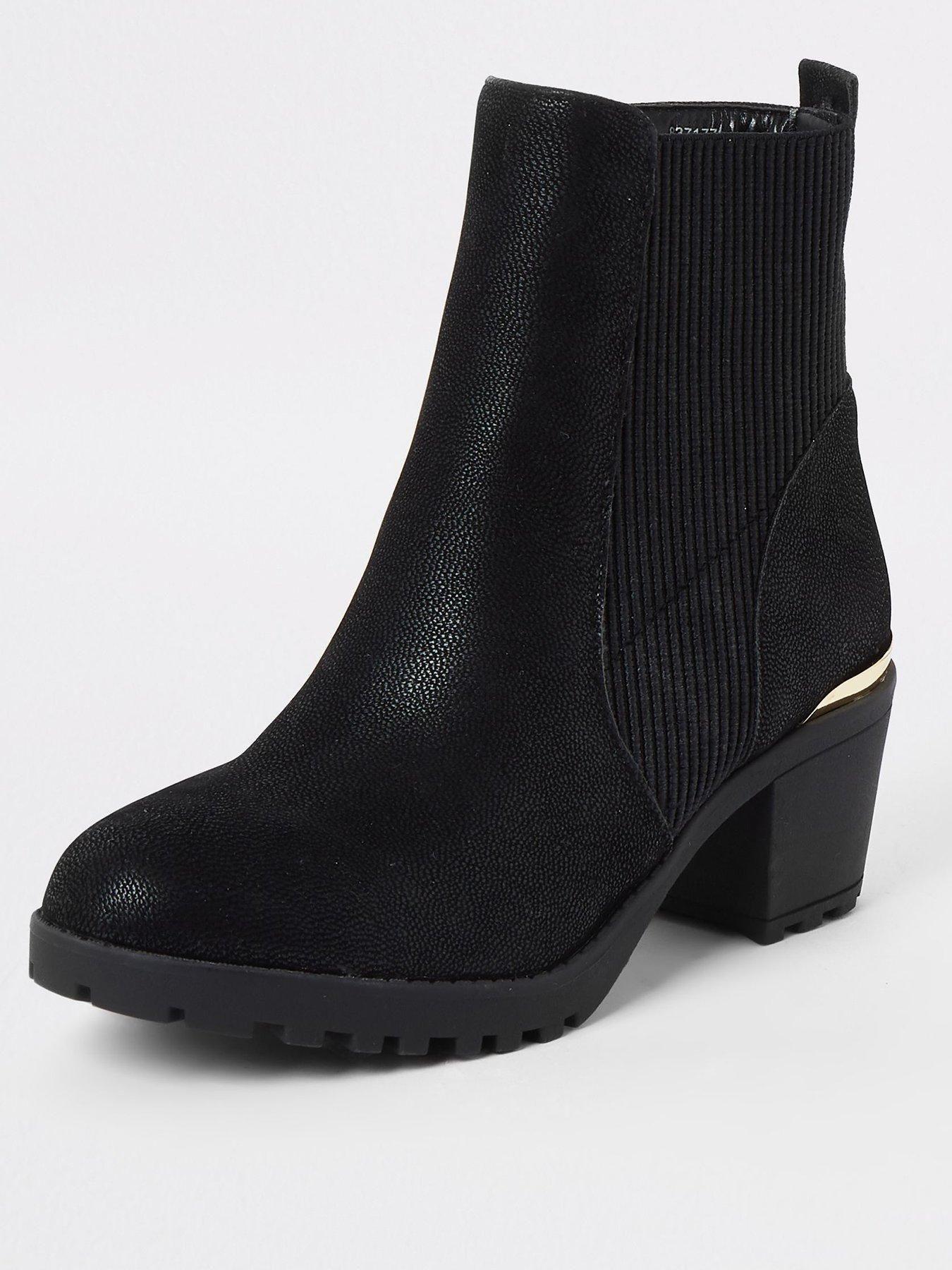 river island girls chelsea boots