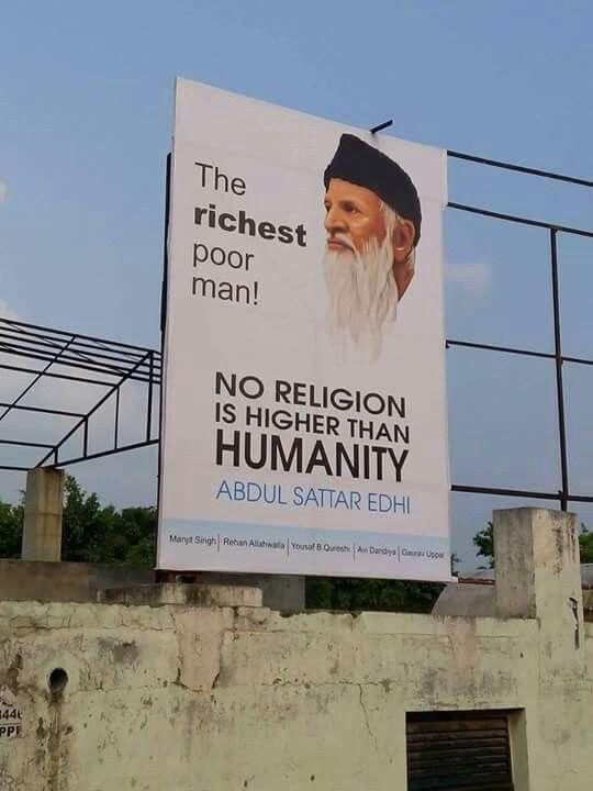 Image result for Edhi Singboard