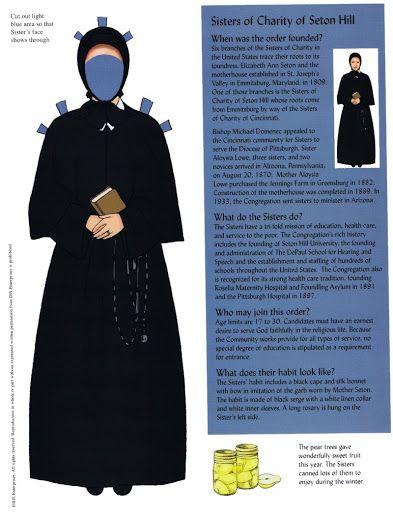 Holy Habits Tradicional Nun 8