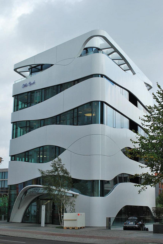 Otto Bock House, Berlin Architektur, Deutschland germany