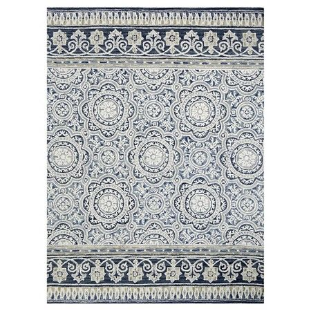 Floral Belfast Tufted Rug Threshold Area Rugs Tufted Rug