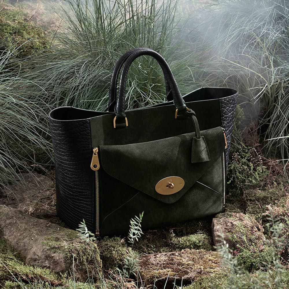 ce9b74f14aa1 Discover the two-in-one versatility of the Mulberry Willow collection.