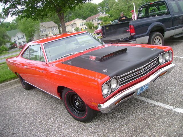1969 Plymouth Road Runner 440+6