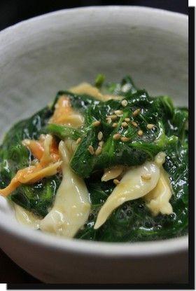 青柳モロヘイヤ酢味噌和え by 流 [クックパッド] 簡単おいしいみんなの .