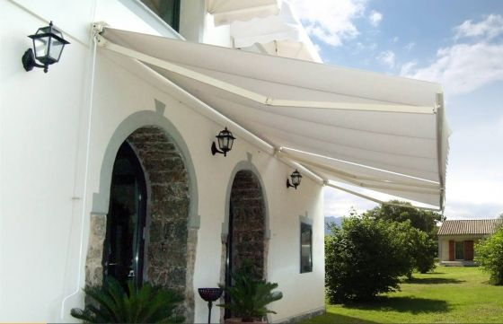 Retractable Awnings For Sukkot Holiday