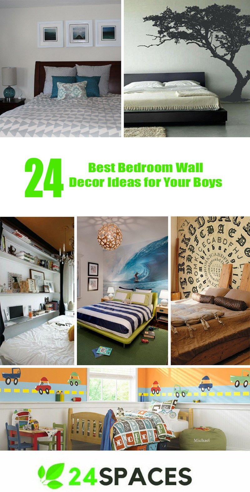 best bedroom wall decor ideas for your boys home ideas