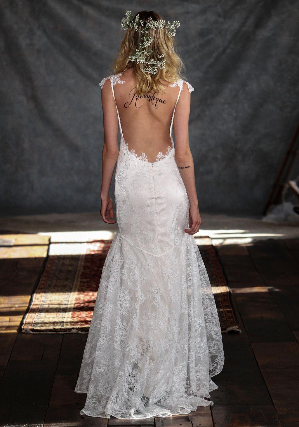Stuff We Love: Claire Pettibone Wedding Dresses photo