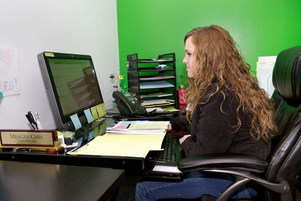 Megan is here to satisfy your medical credentialing needs ...