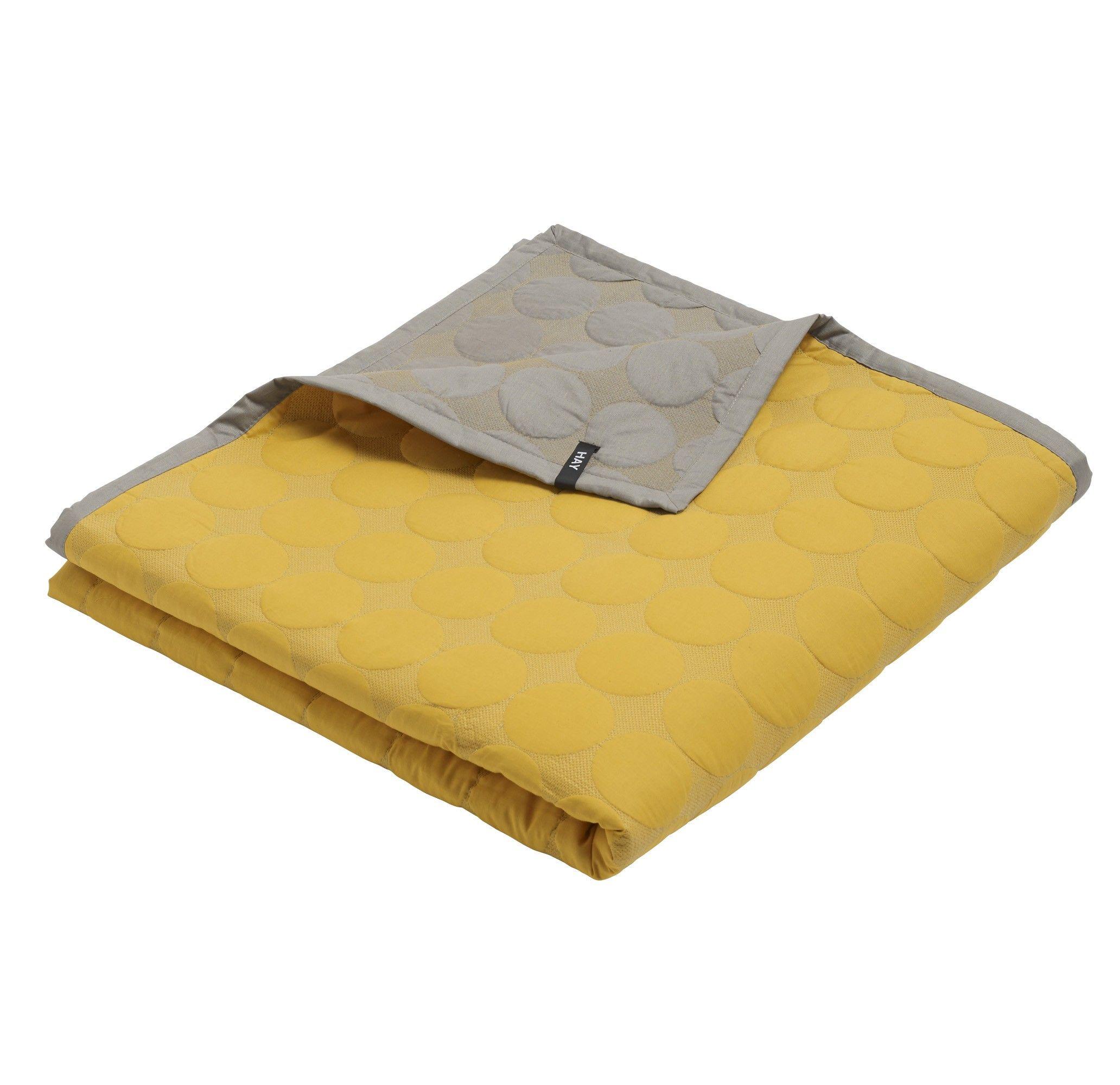 couvre lit hay Couvre lit MEGA DOT jaune   HAY | Bed linen | Pinterest | Bed  couvre lit hay