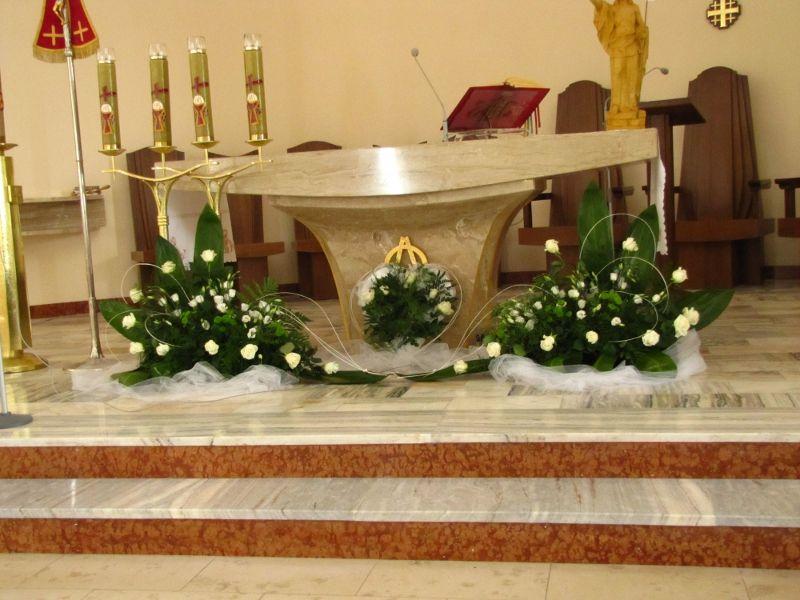 bukiety na ołtarz w kościele - Szukaj w Google   ślub ...