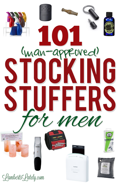 101 Stocking Stuffers For Men Stocking Stuffers For Men Unique