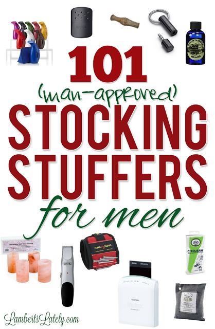 101 Stocking Stuffers For Men Stocking Stuffers For Men Unique