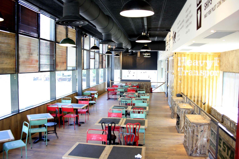 DOBLE FACHADA | ARQ INT RESTAURANTES | Pinterest | Restaurante ...