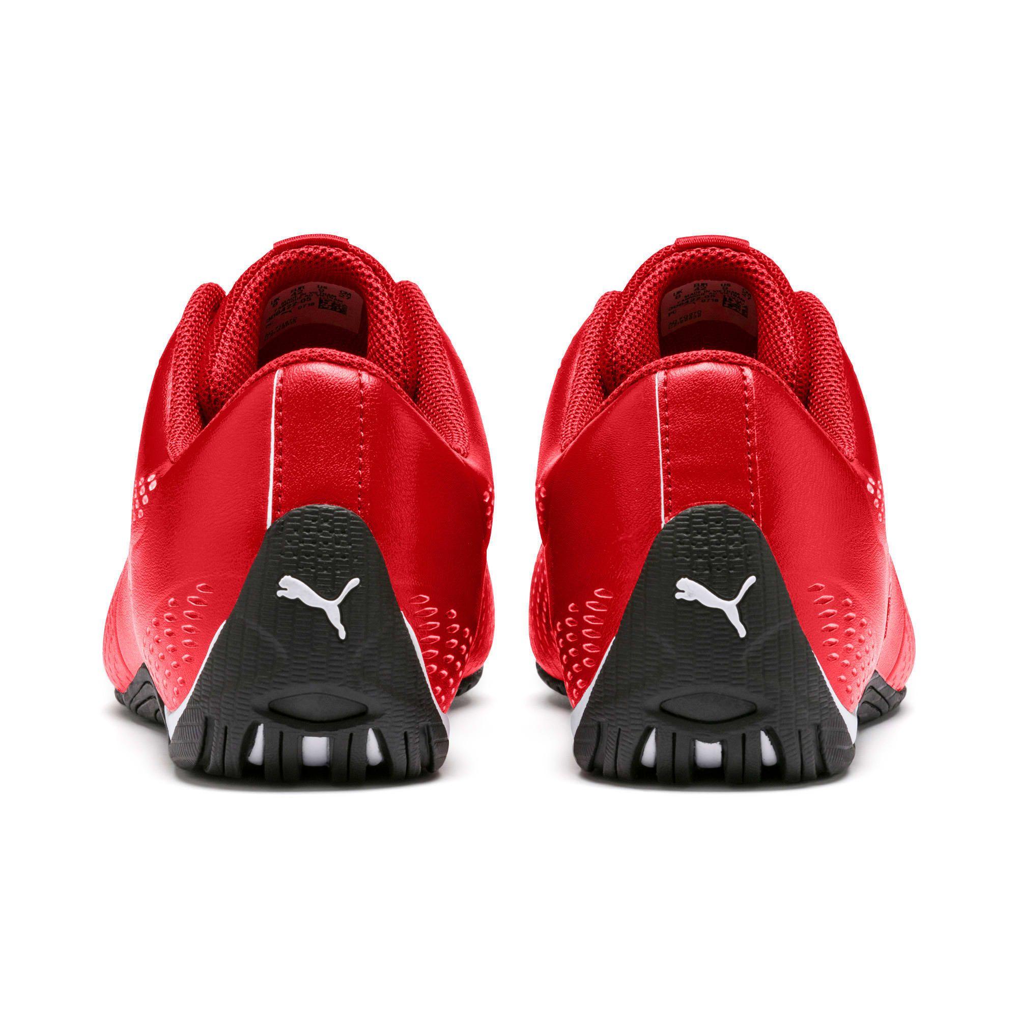 PUMA Ferrari Drift Cat 5 Ultra II Trainers, Red, size 9.5, Clothing