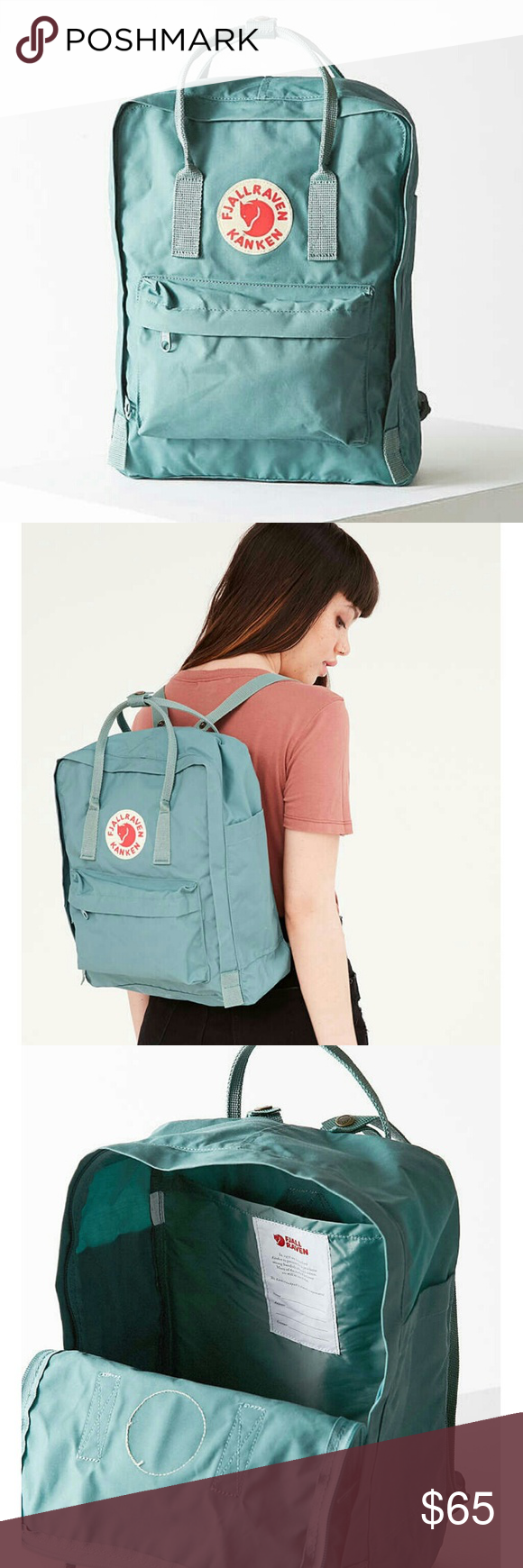 Fjallraven Kanken Backpack In Frost Green 2018 My Posh Closet Classic Birch Trendy Seen All Over Streets Of Nyc Fjallravens Is The That Will Always Be
