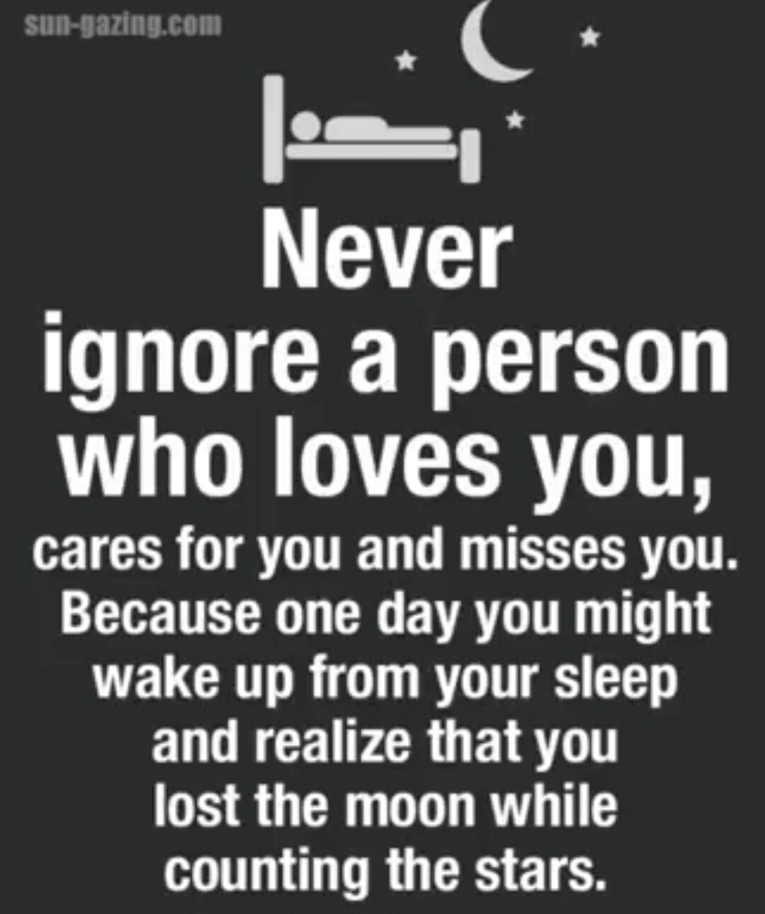 Never Ignore A Person Who Truly Loves You Relationships