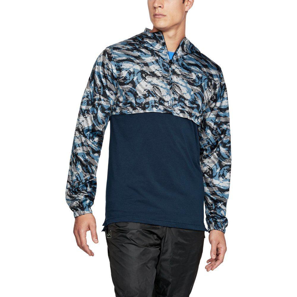 Under Armour Mens Sportstyle Anorak Jacket