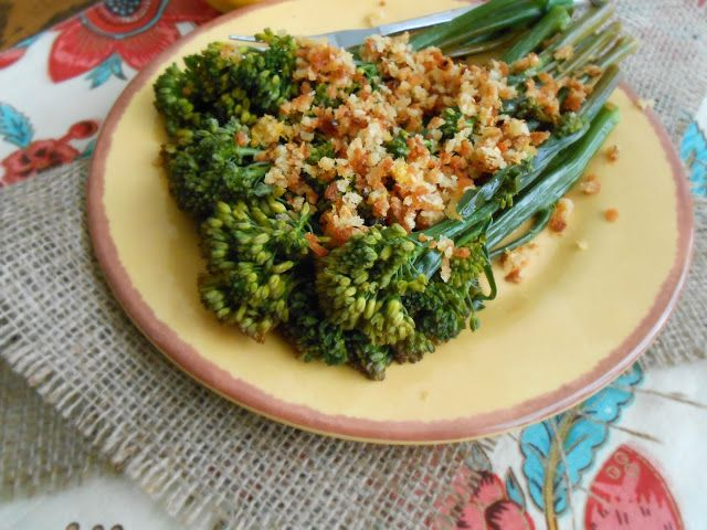 I have a delicious veggie dish for you today! I don't know why this baby broccoli hasn't made it into my go-to side dish repertoire because it is awesome and delicious, and I devour it whenever I make it. But it's nice to step out of the box once in awhile. This baby broccoli is … … Continue reading →