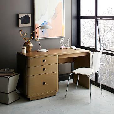 Chrysler Desk #westelm Home Goods Pinterest