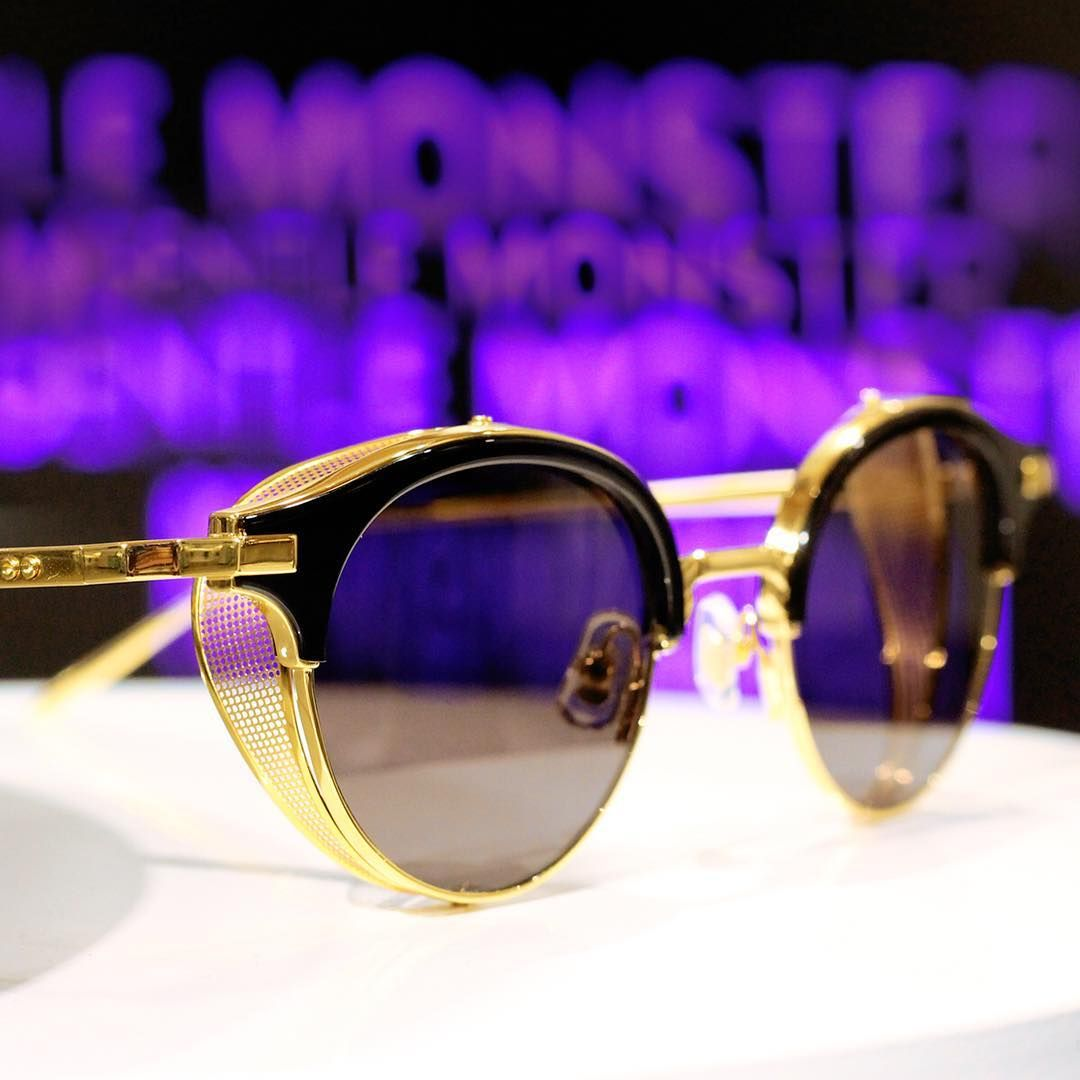 0f69c836e86 Cool cat-eye sunnies from the South Korean brand Gentle Monster ...