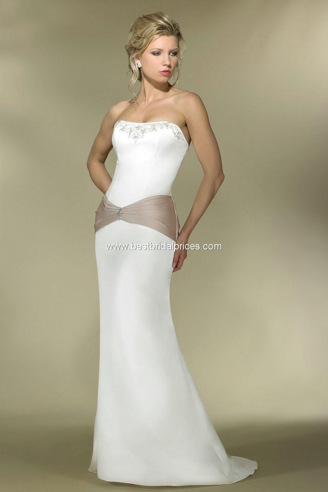informal wedding dresses for older brides