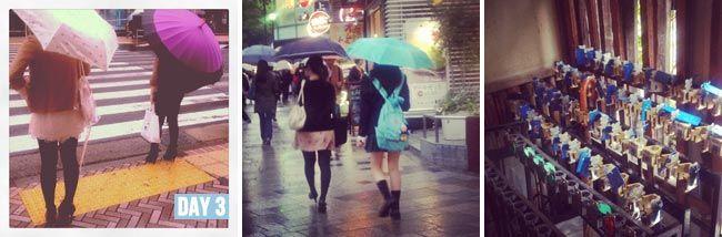 Love those Tokyo Umbrellas.  As seen on Glitter and Ganache.