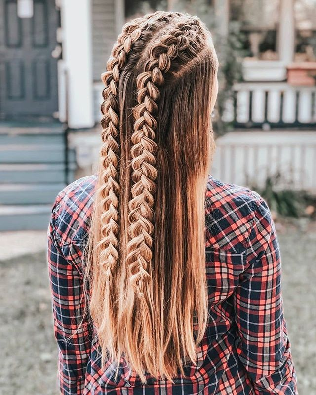60 special braided hairstyles Oktoberfest that you will love – Discover Beauty…