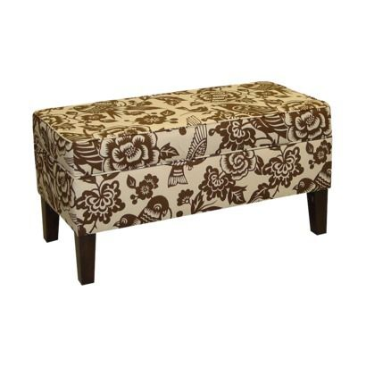 $179.99    Reg:$229.99- Save $50.00  (22%)  Canary Storage Bench - Earth