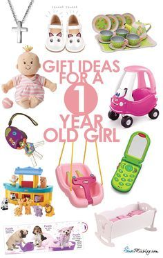 Toddler Toys Present Or Gift Ideas For A One Year Old Girl Toddler Girl Gifts 1 Year Old Girl First Birthday Gifts Girl