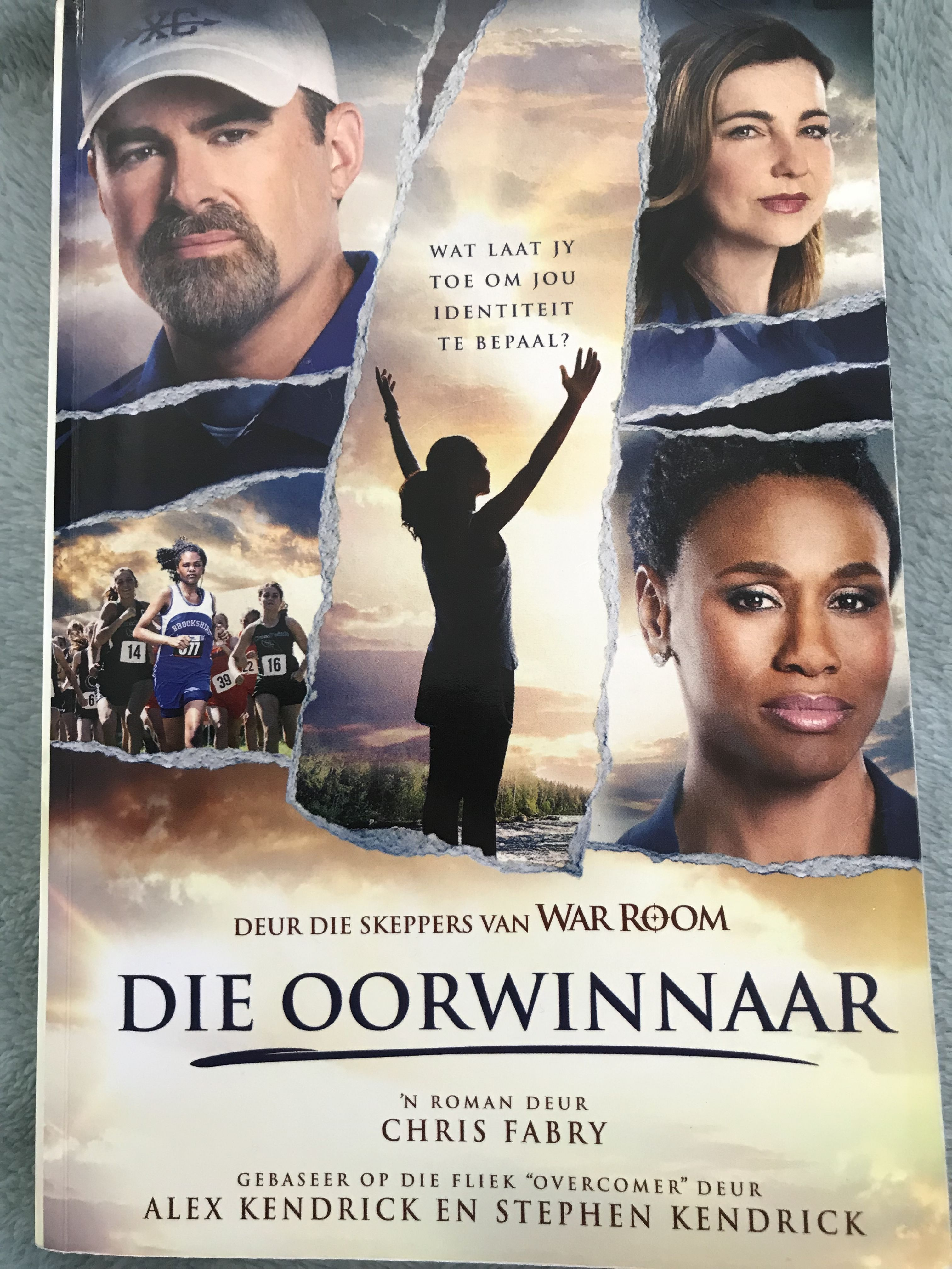 Die Oorwinnaar Movie bible study, Bible study, Bible