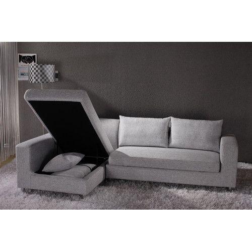Astounding Innova Australia Corner Sofa Bed With Storage Chaise In 2019 Ibusinesslaw Wood Chair Design Ideas Ibusinesslaworg