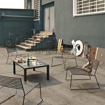 Loungesessel weiss outdoor  emu - Aero 023 Lounge Sessel - weiß/lackiert | wohnung | Pinterest ...