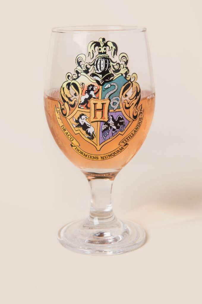 Harry Potter Hogwarts Colour Changing Drinking Glass