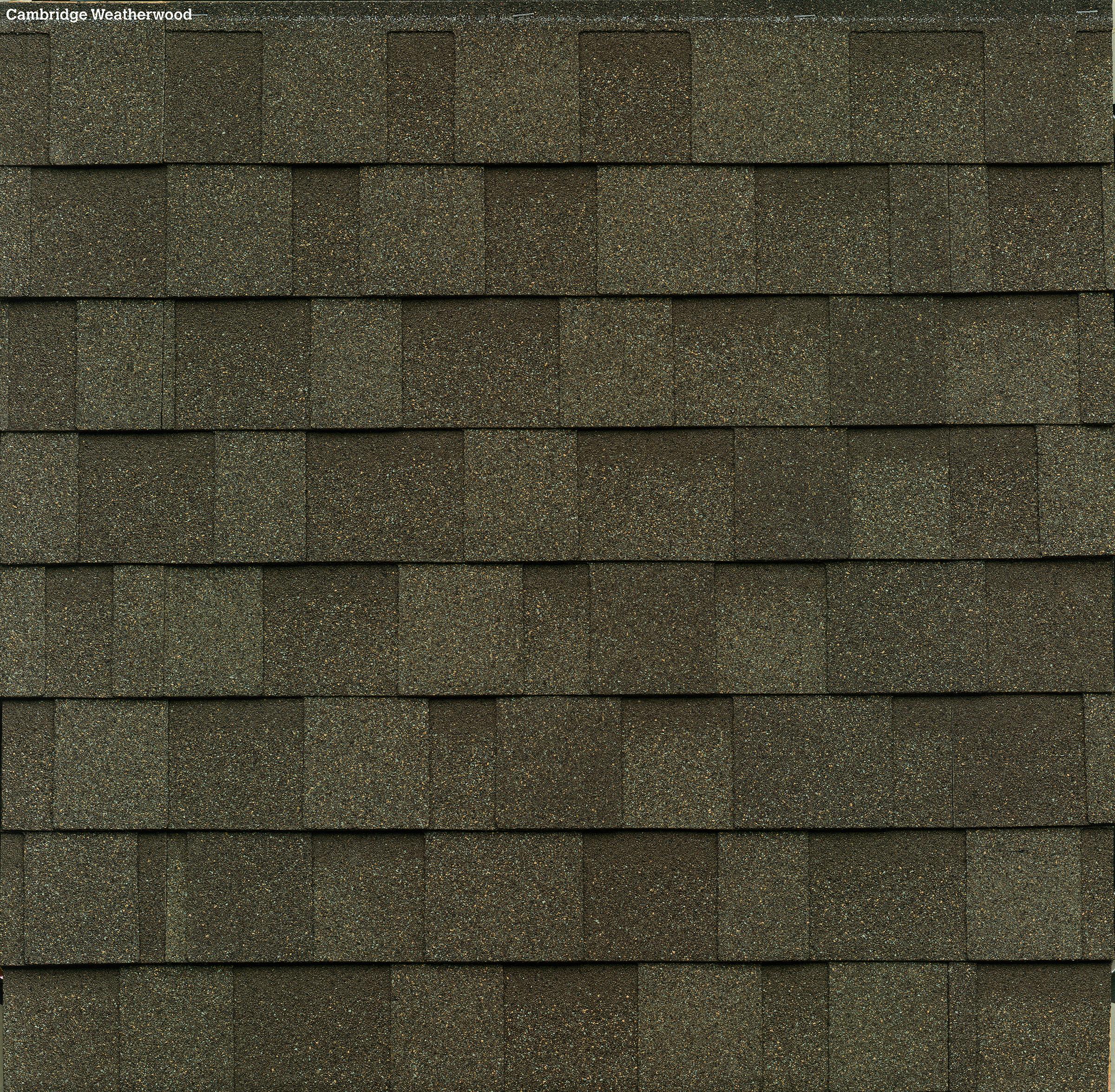 Iko Cambridge Weatherwood Swatch In 2020 Shingling Residential Roofing Shingles Roof Shingles