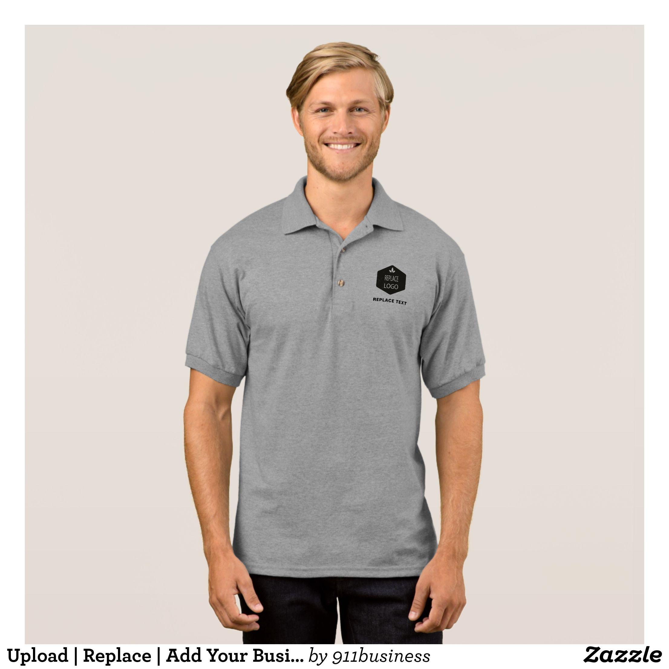 Business Polo Shirts Logo